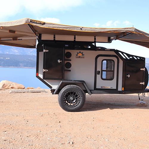off grid trailer