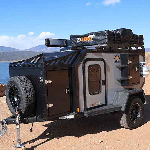 Expedition 2 0 - Off Grid Trailers