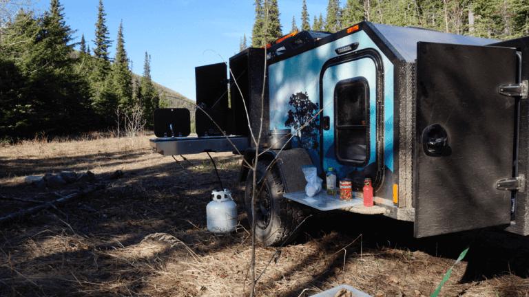 overland camper trailer