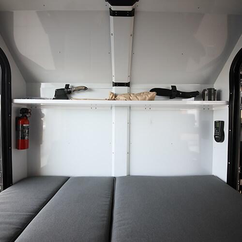 interior trailer