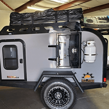 terardrop trailers