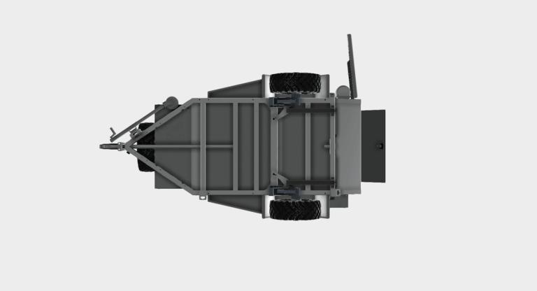 Lighter frame (100lb lighter)