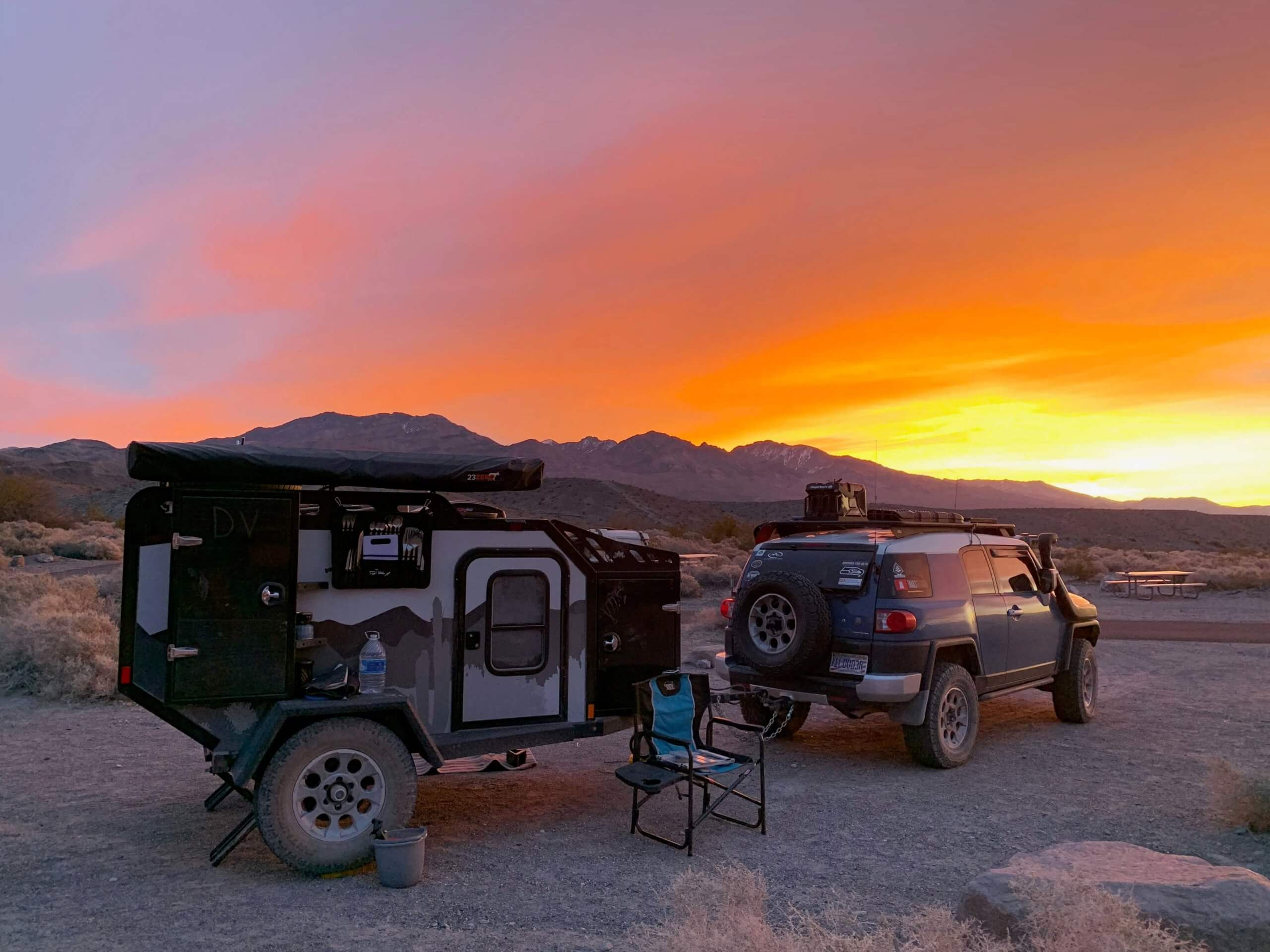 Death Valley January 2020