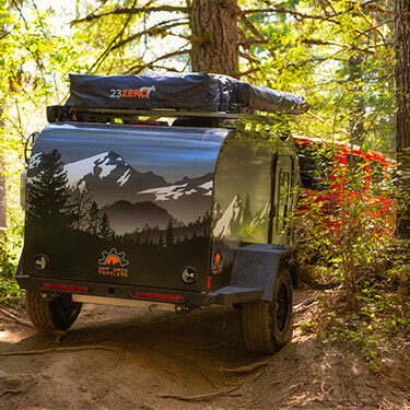 off road teardrop camper