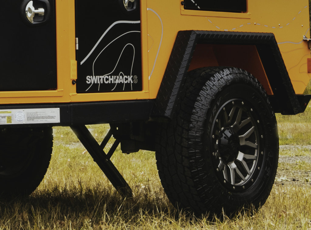 switchback utility trailer tires