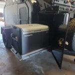 cooler for off road camper trailer