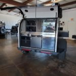 open back galley off road trailer