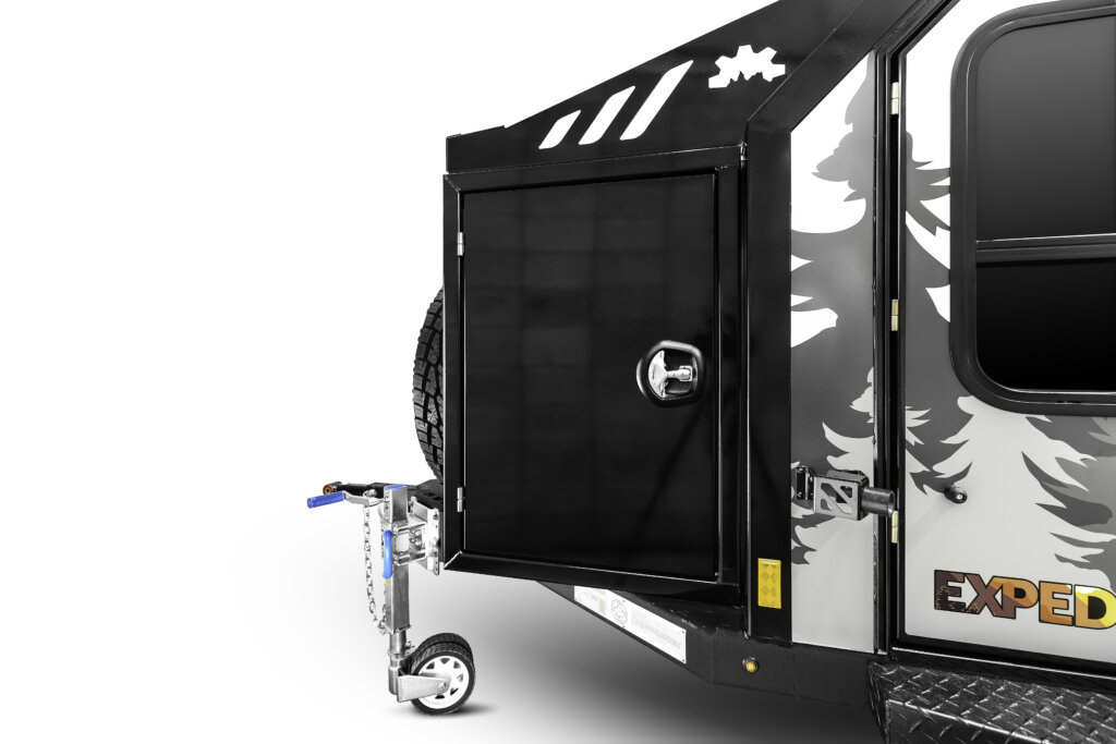expedition off road camper cabinet
