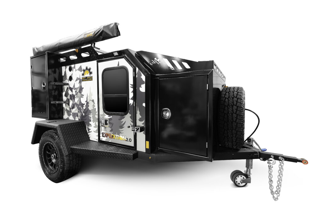 expedition off road camper right