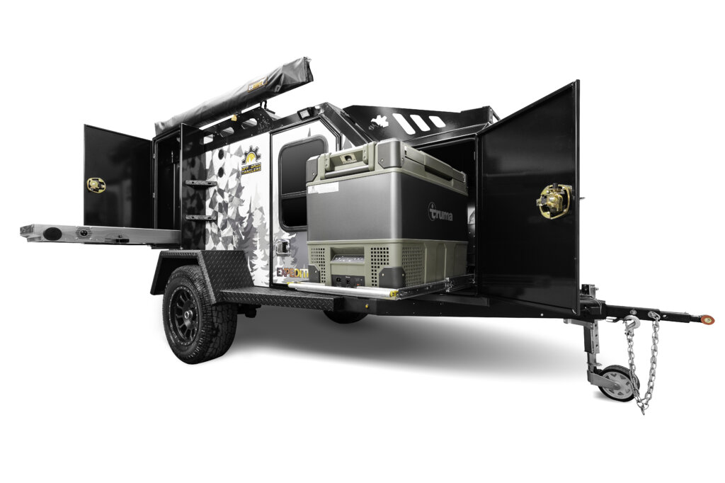 expedition off road camper angle