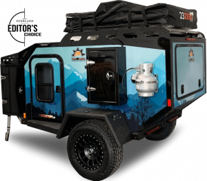 expedition off road trailer